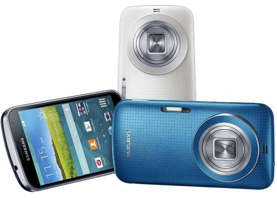 Samsung представили новые модели линеек GALAXY BEAM и GALAXY K zoom