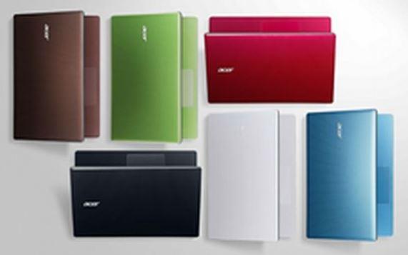 Две яркие новинки от компании Acer