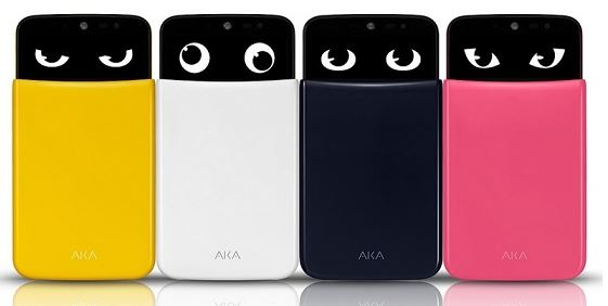 LG представили смартфоны LG AKA, G2 Lite, L Prime