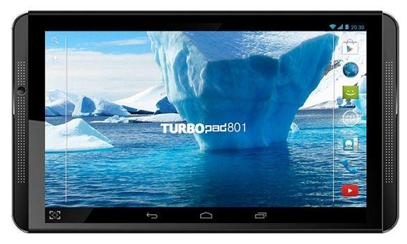 Вышли два новых планшета Prestigio MultiPad Thunder 8.0i 3G и TurboPad 801