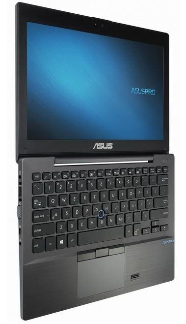 Asus выпустили на рынок лэптоп AsusPro BU201