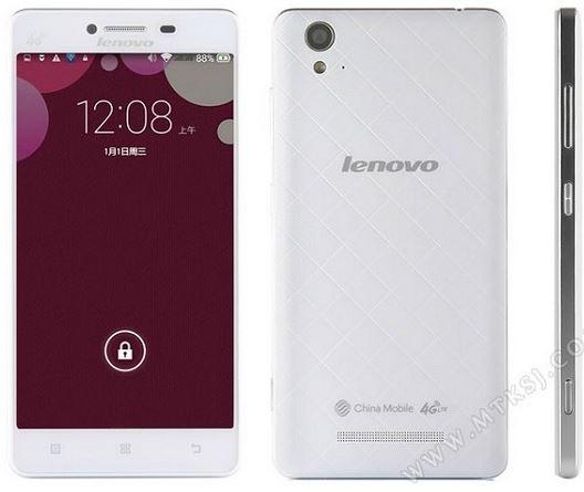 Lenovo представили смартфон A858T