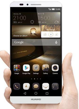 Открылся предзаказ на Huawei Ascend Mate7