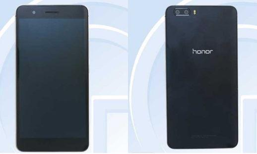 Huawei скоро представит смартфон с 2-ной камерой под названием Honor 6 Plus