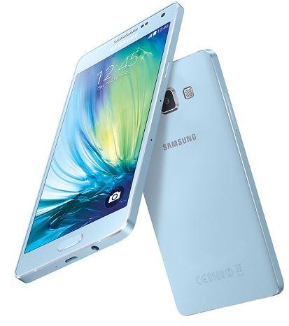 Компания Самсунг официально представили смартфоны Galaxy A5 и A3