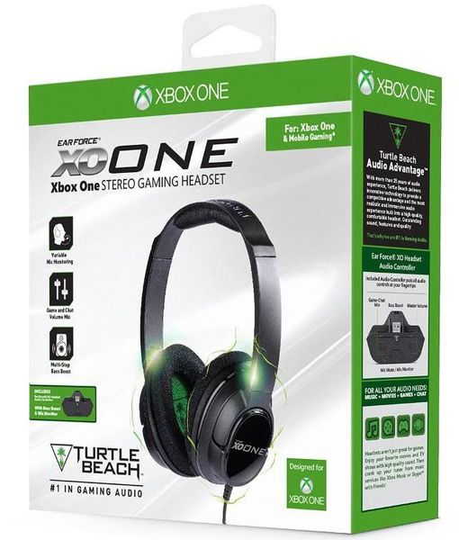 Наушники и микрофон для геймеров Turtle Beach XO ONE