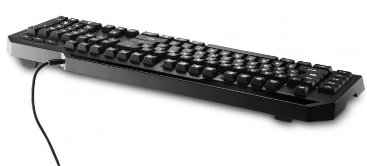 Cooler Master представили новую клавиатуру Suppressor из серии CM Storm