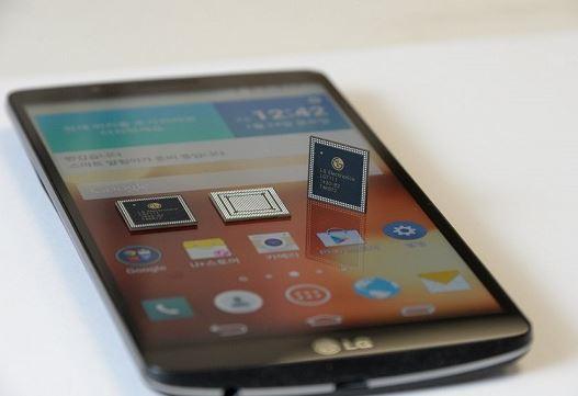 Новый чипсет LG и пара смартфонов Isai VL и G3 Screen