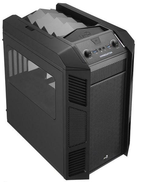 Aerocool представили новый корпус Xpredator в семействе Cube