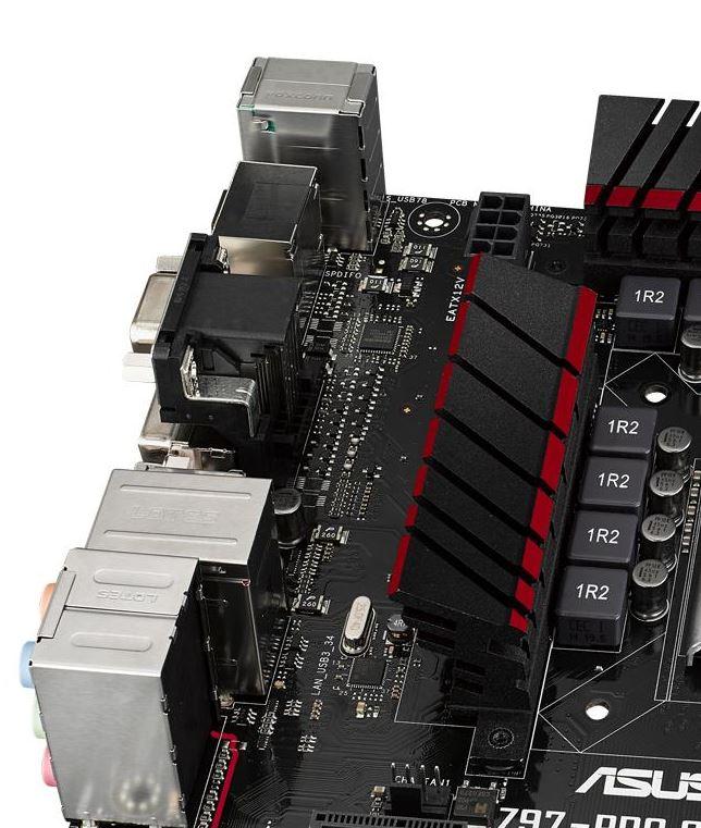 Asus анонсировали материнскую плату Z97-Pro Gamer