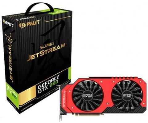 Palit выпустили на новую видеокарту GeForce GTX 980 Super-JetStream