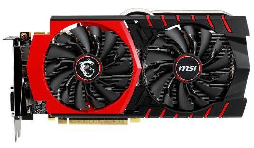 MSI выпускают видеокарту GeForce GTX 970 Gaming LE