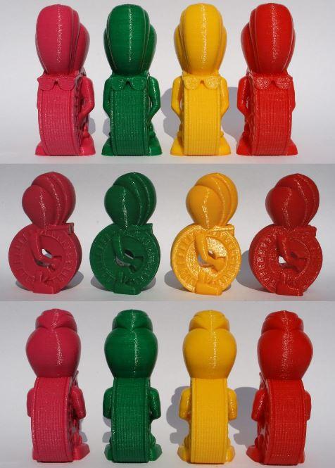 Новый материал для объемной печати вышел под брендом ColorFabb