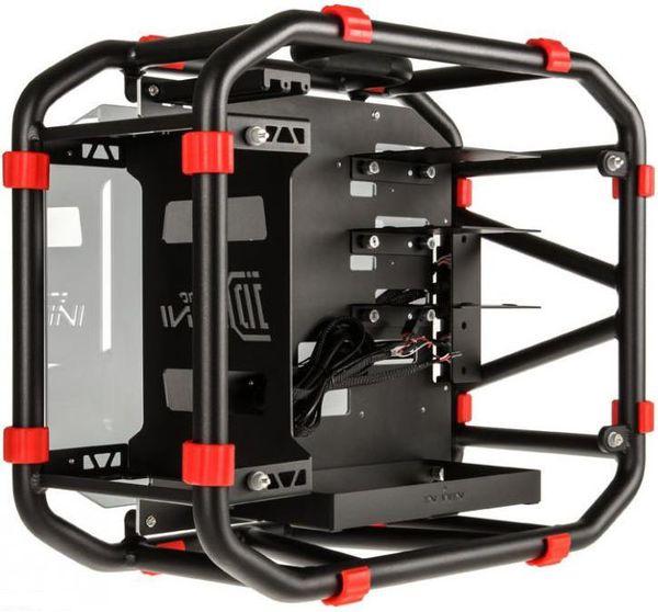 In Win запустили европейские продажи корпуса D-Frame Mini