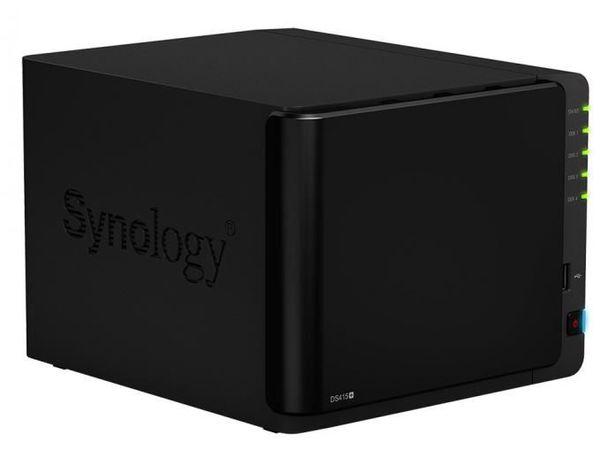 Synology выпустили DiskStation DS415+