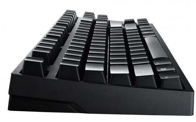 Cooler Master выпустили клавиатуру NovaTouch TKL