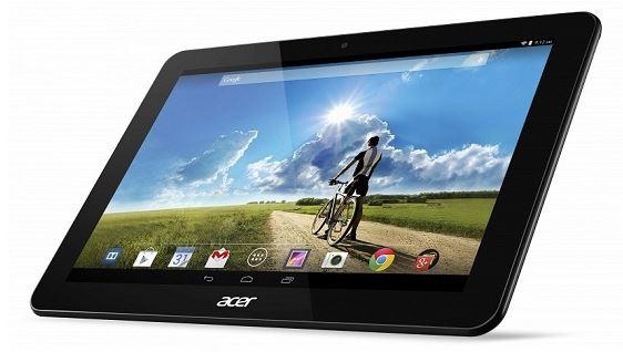 В продажу поступили планшеты Acer Iconia One 8 и Tab 10