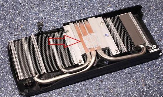 В системе охлаждения видеокарты EVGA GeForce GTX 970 ACX обнаружена недоработка