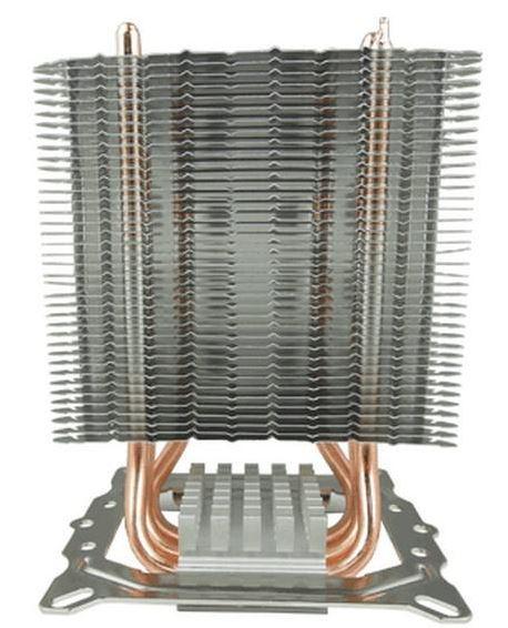 GELID представили новый процессорный кулер SnowStorm