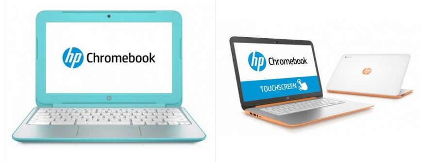 HP на IFA 2014: два хромбука и Envy x2