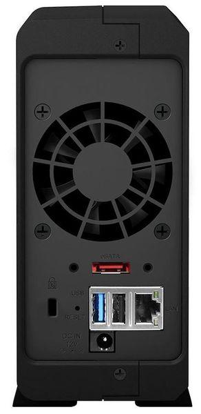 Synology выпустили NAS сервер DiskStation DS115