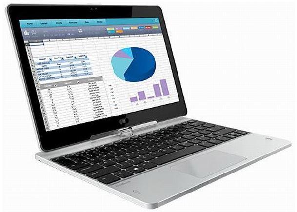 HP выпустили ноутбук бизнес-класса EliteBook Revolve 810