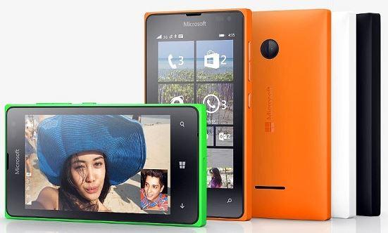 Для предзаказа уже доступны смартфоны Lumia 435 и 532