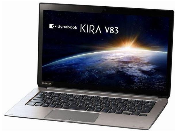 Ноутбуки Тошиба KIRA получат новые процессоры Интел