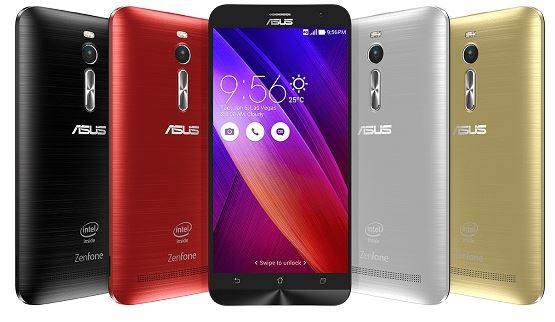 Asus разрабатывает уменьшенную версию ZenFone 2