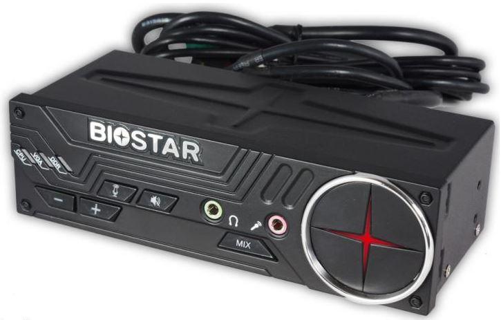 Игровые материнские платы Biostar GAMING Z97X и GAMING Z97W