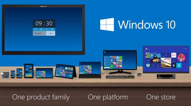 Майкрософт собирается с помощью Windows покорить весь мир