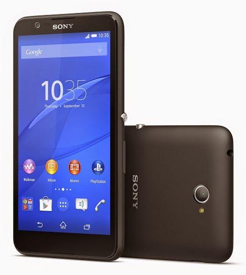 Смартфон Сони Xperia E4 уже на прилавках