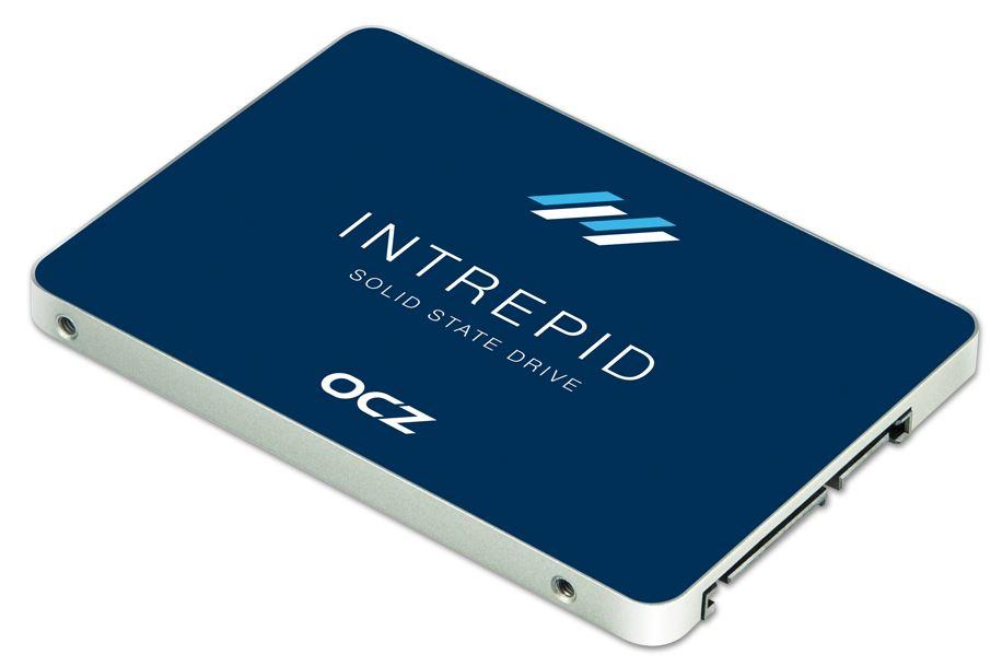 OCZ анонсировали твердотельные SSD Intrepid 3700 емкостью 2 Тб