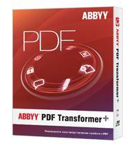 Обновилась программа ABBYY PDF Transformer+