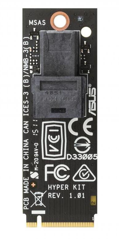 Материнские платы Asus X99 и Z97 будут поддерживать устройства NVM Express