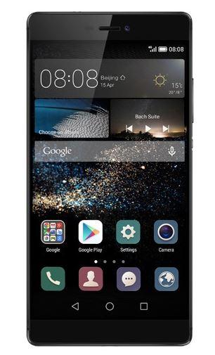 Huawei продемонстрировали свой топовый смартфон P8