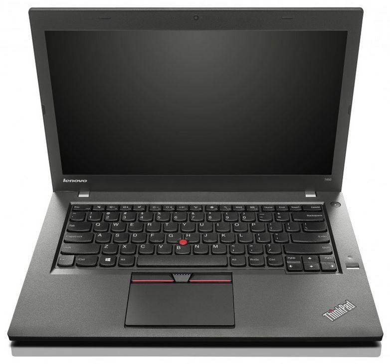 В России начались продажи Леново ThinkPad T450 и T550
