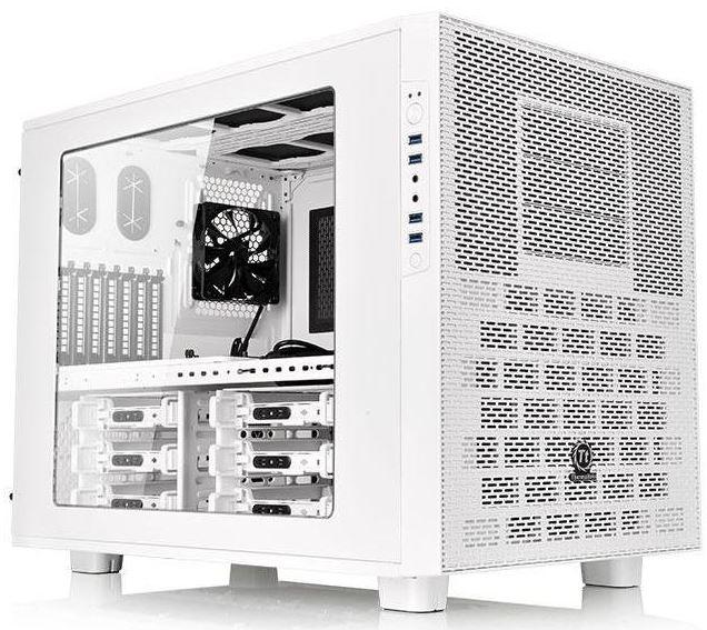 Thermaltake представили корпус Core X9 Snow Edition