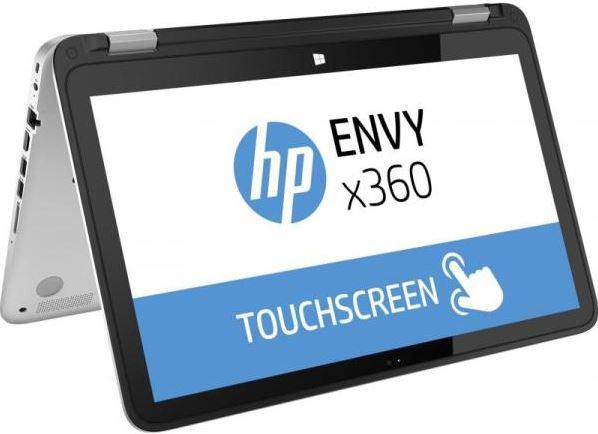 Компания HP представила доступные трансформеры Envy x360 и Pavilion x360