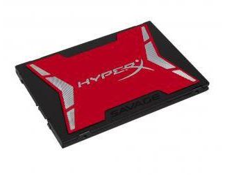 Kingston выпускает SSD HyperX Savage
