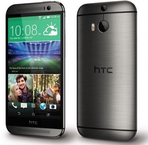 Новинки HTC: One M8s и One E9+