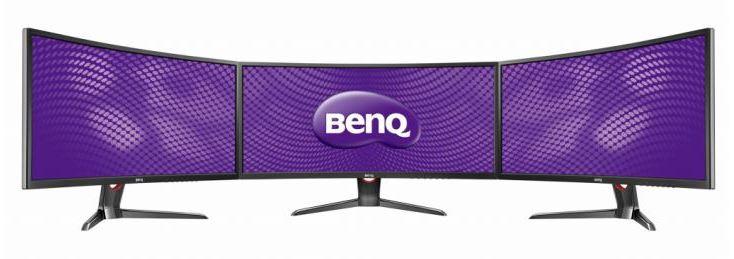 BenQ выпустили 35-ти дюймовый монитор XR3501