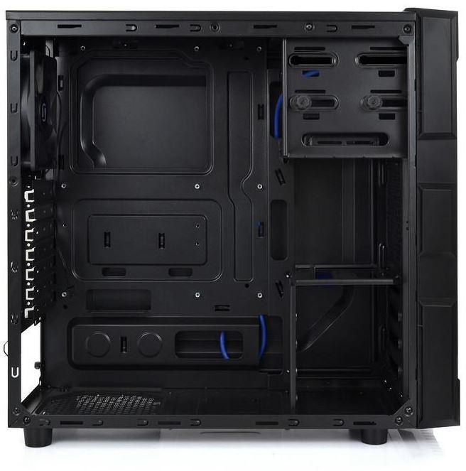 Выпущен компьютерный корпус Gladius M20 Pure Black