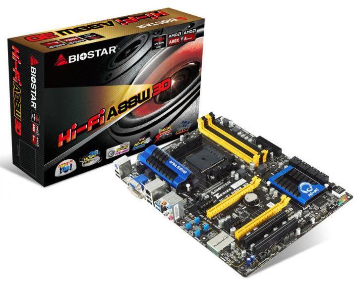 Biostar выпустили материнские платы под новый AMD APU Godavari FM2+