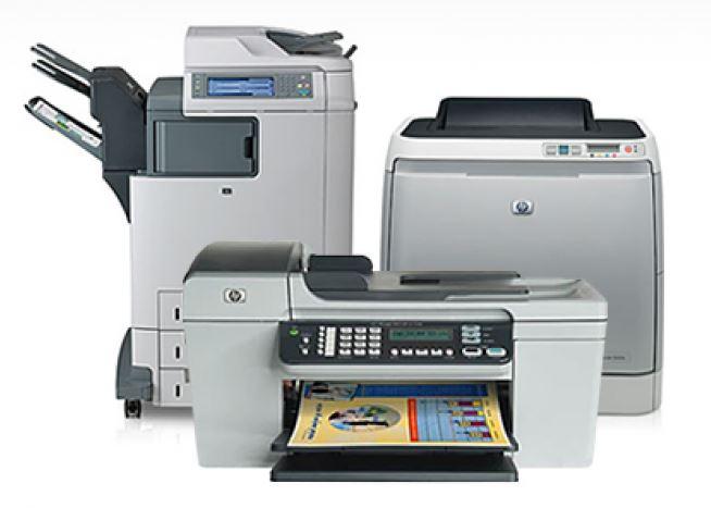 Рынок принтеров и многофункциональных устройств в Европе растет