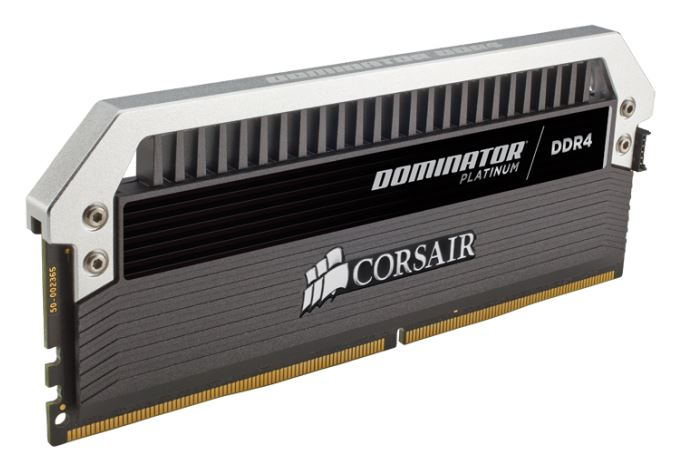 Corsair выпускает комплект модулей памяти DDR4 емкостью 128 Гб