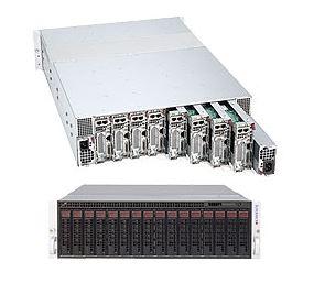 IBM и Supermicro представляют свои новые серверные продукты
