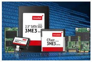 Innodisk обновляют SSD 3ME3
