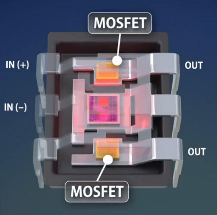 Panasonic анонсировали самое маленькое устройство на полупроводниках PhotoMOS