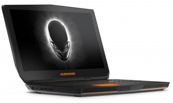 Ноутбуки Alienware